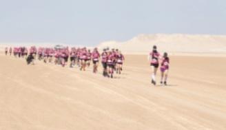 L'aventure humaine des raideuses de Sahraouiya