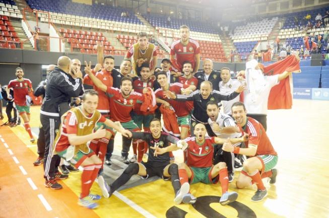 CAN 2016 futsal