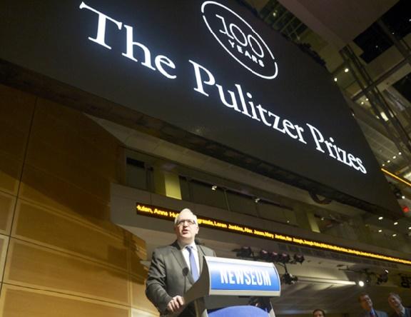 Guerre et terrorisme, les prix Pulitzer 2016 font écho aux drames du monde