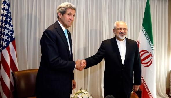 Rencontre Kerry-Zarif sur le nucléaire