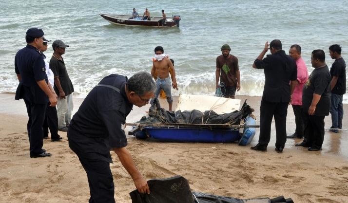 Une vingtaine de musulmans morts dans un naufrage en Birmanie
