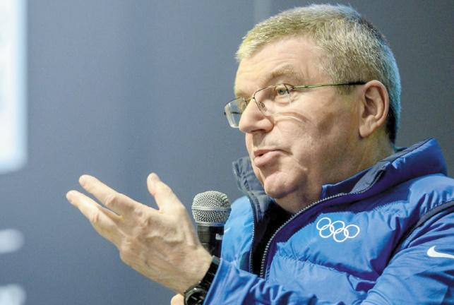 Thomas Bach : Les Jeux olympiques de Rio seront spectaculaires