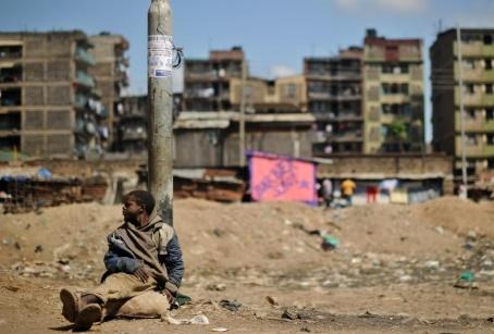 Enfants des rues: les oubliés de la société kényane