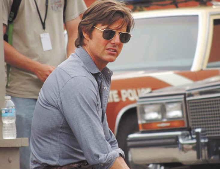 "Le film ""Mena"" de Tom Cruise attaqué en justice"