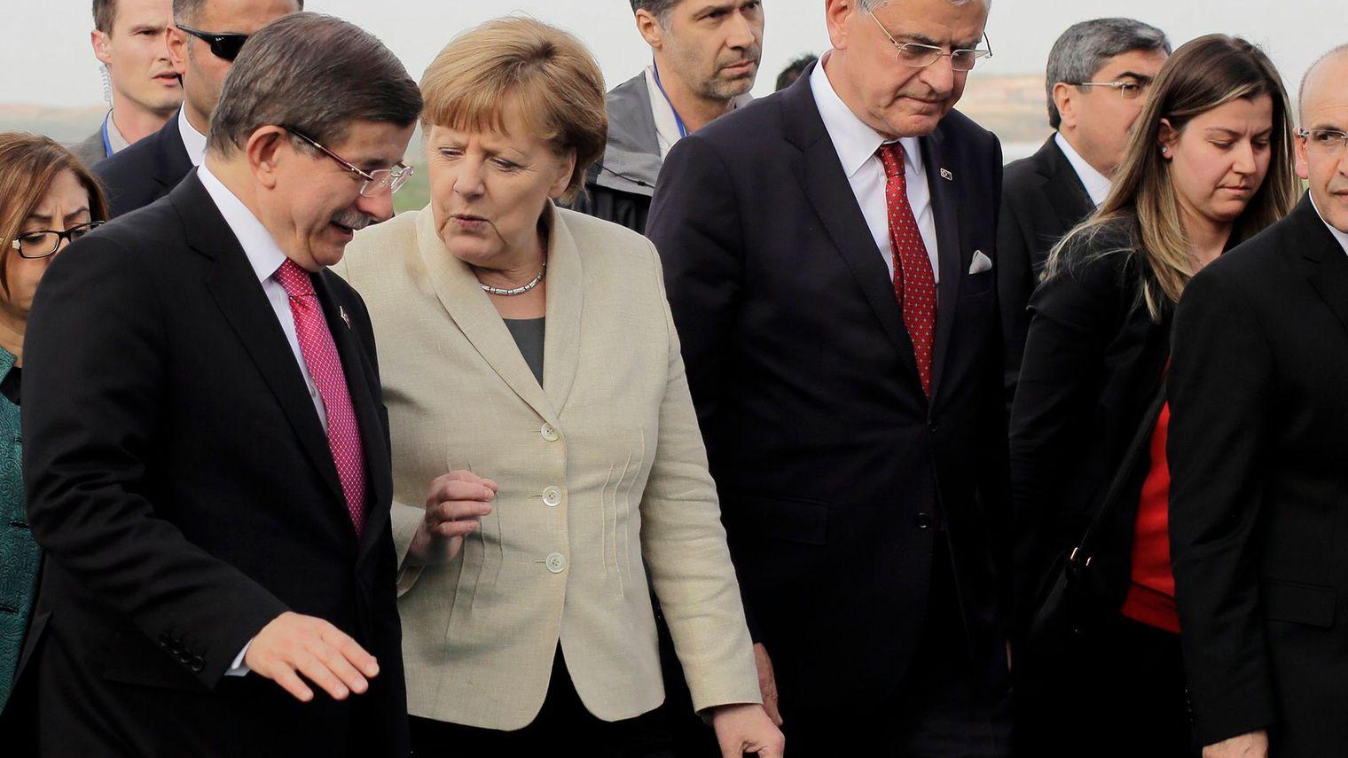 """L'exemption de visa est une question """"vitale"""" pour la Turquie"""