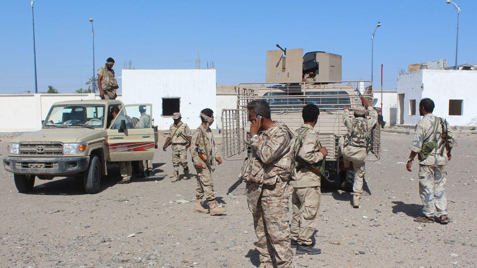 Les forces  yéménites  marquent des points contre  Al-Qaïda