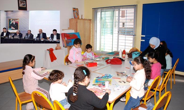 Création à Rabat d'un réseau d'avocats de défense des droits de l'enfant