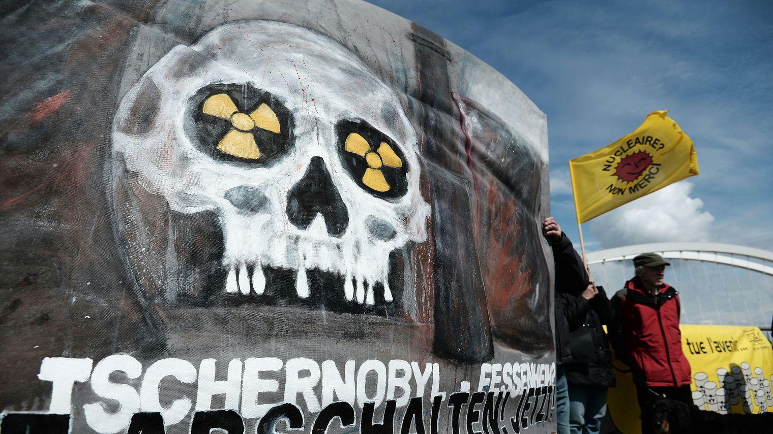 """30 ans après Tchernobyl, la  sécurité nucléaire n'est jamais """"un acquis"""", rappelle l'AIEA"""