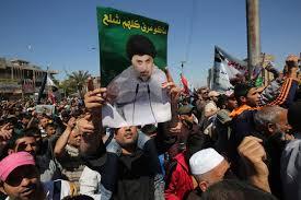 De nouvelles manifestations en Irak  à l'appel de Moqtada Sadr