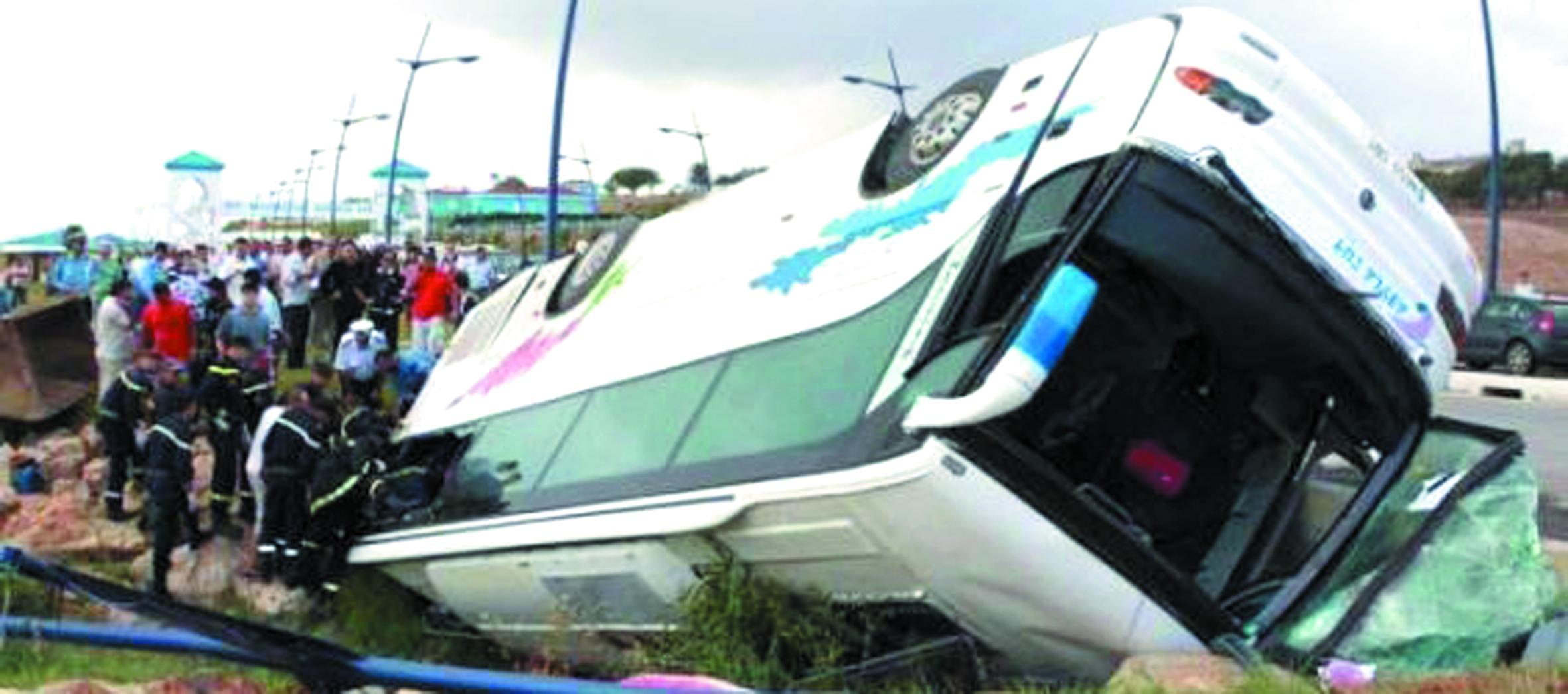19 personnes tuées dans  des accidents de la circulation
