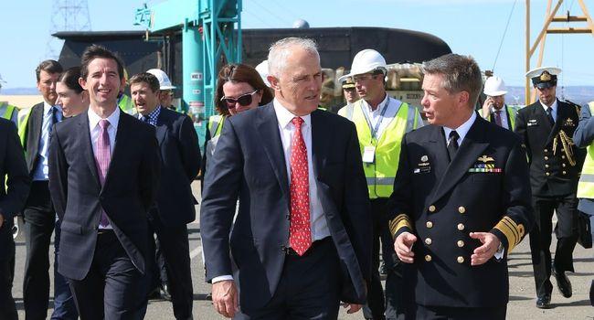 Le groupe  français DCNS remporte un  mégacontrat  de sous-marins australiens