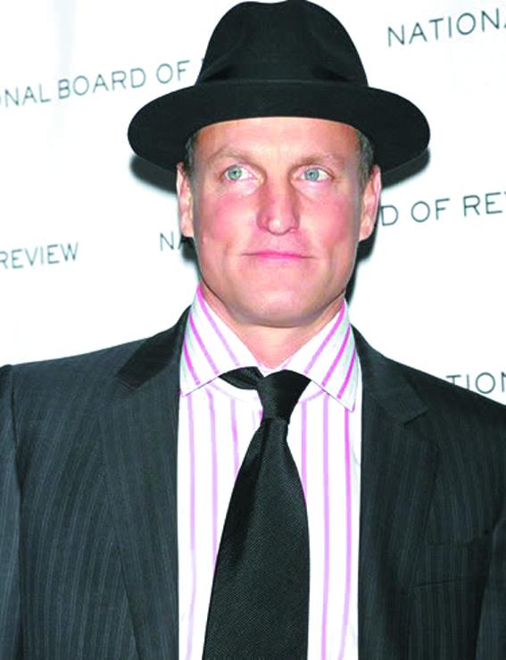 Les stars les mieux payées : Woody Harrelson
