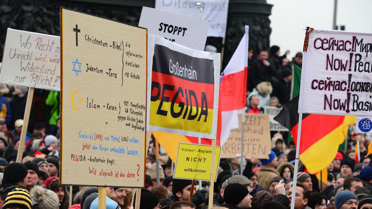 L'islam, nouvelle cible fétiche de la droite populiste en Allemagne