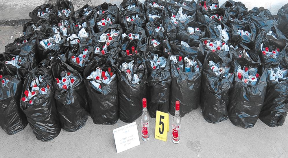 Un réseau d'émigration clandestine et de trafic de boissons alcoolisées mis hors d'état de nuire