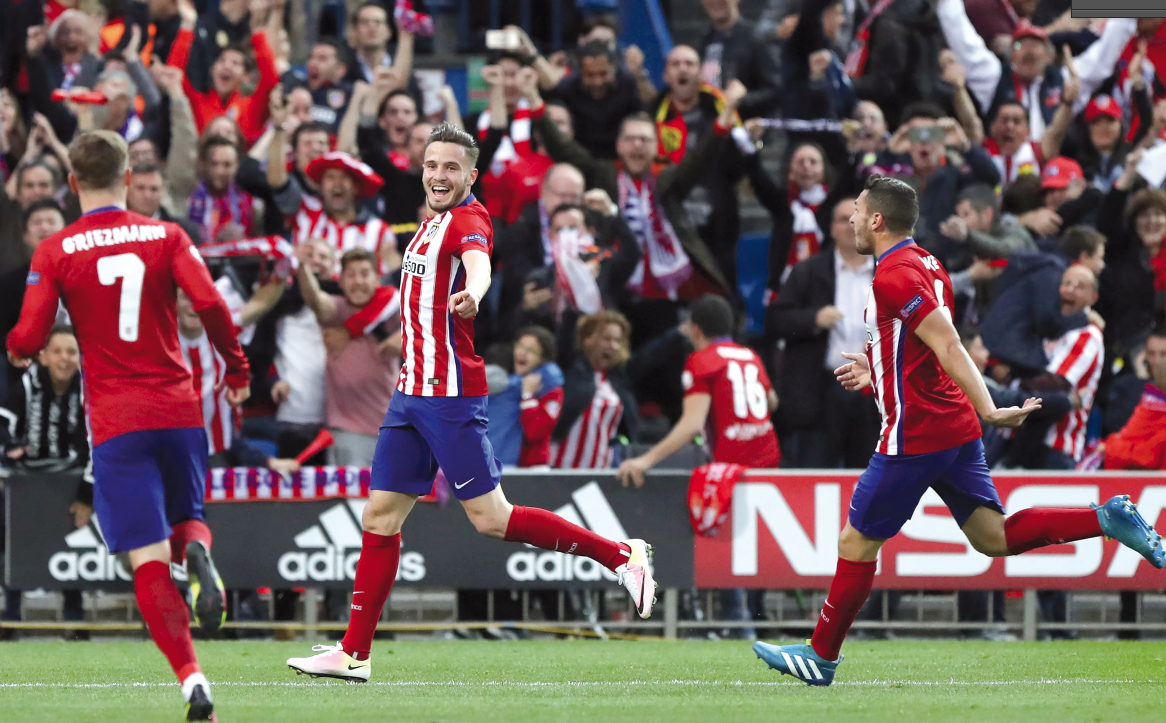 L'Atlético assure l'essentiel