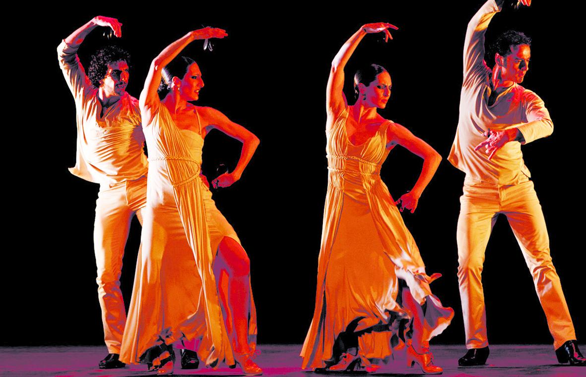 """""""La Otra Piel"""", spectacle de danse flamenco de Úrsula López, en tournée à Marrakech et Agadir"""