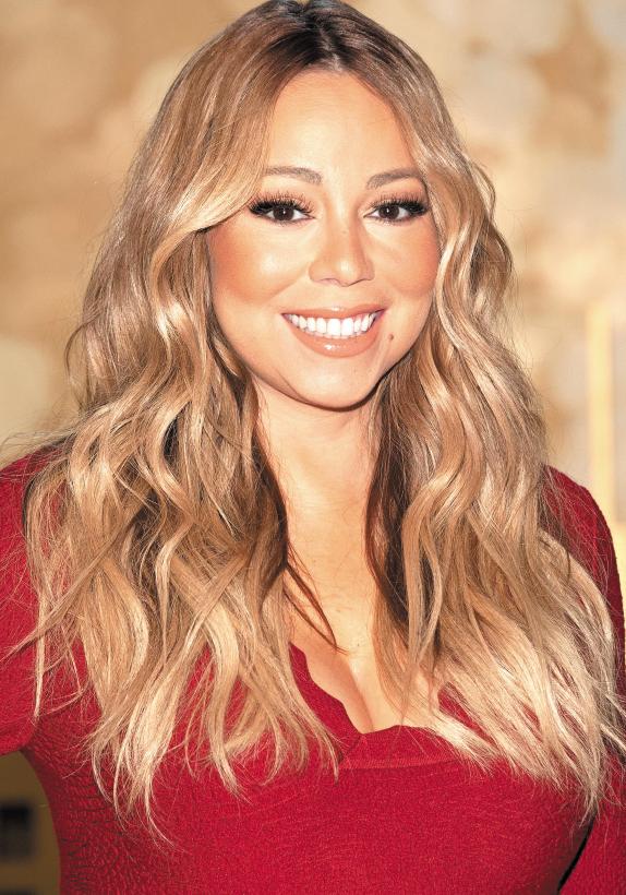 Les stars les mieux payées : Mariah Carey