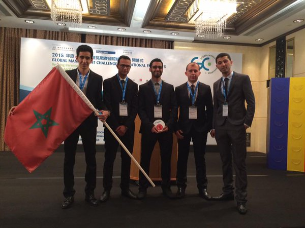 Le Maroc présent en force à la finale internationale du Global Management challenge à Macao