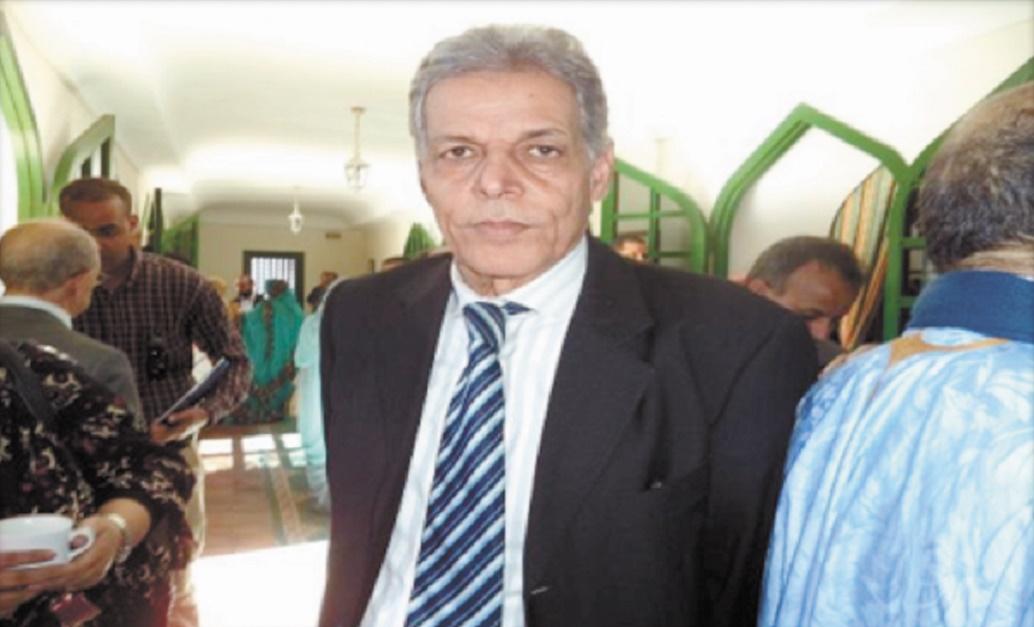Bachir Dkhil : Les Sahraouis ont  décidé de leur sort et choisi leur camp
