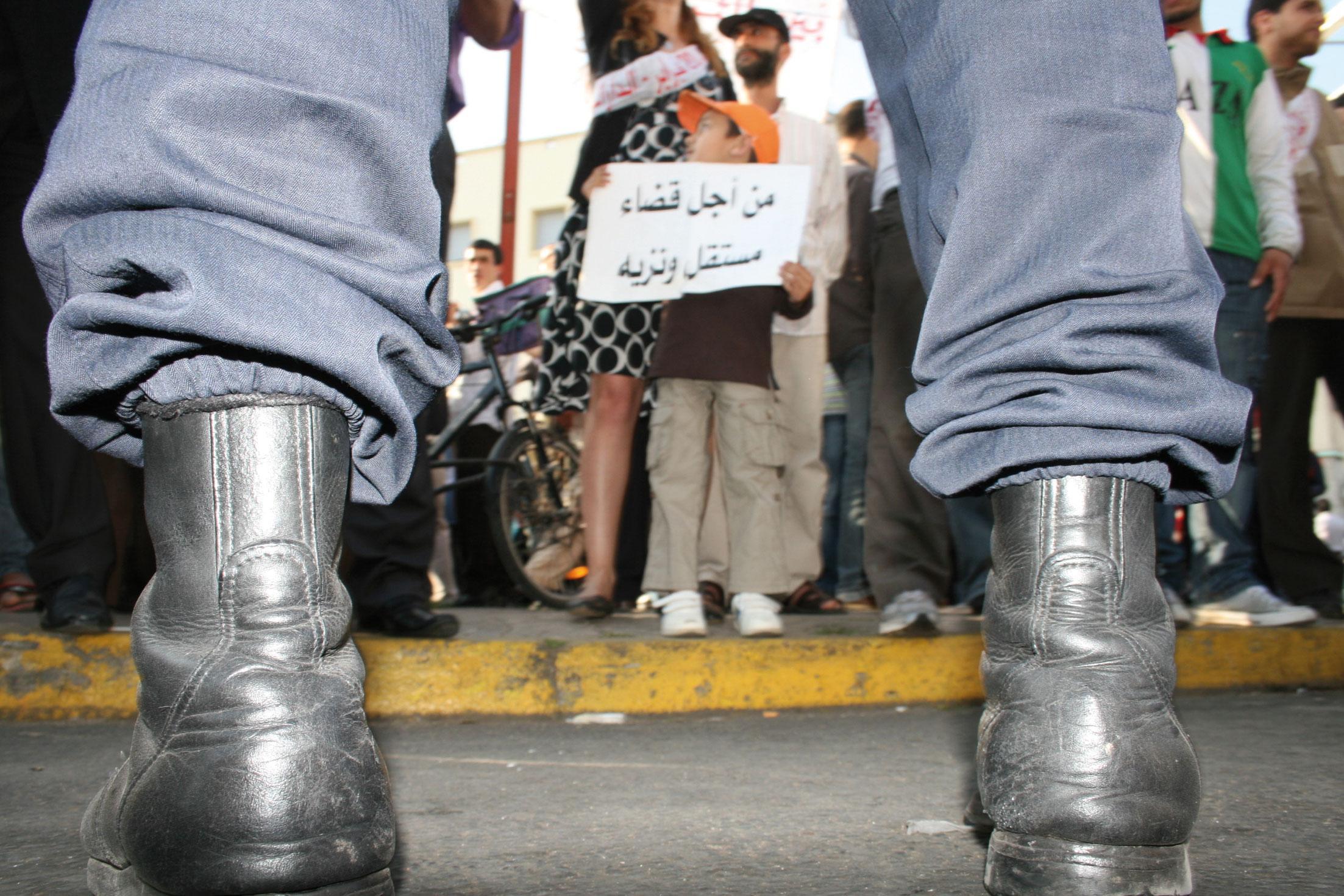 Les violations des droits de l'Homme par le gouvernement dénoncées par Amnesty