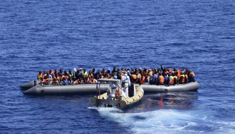 Une centaine de disparus en Méditerranée