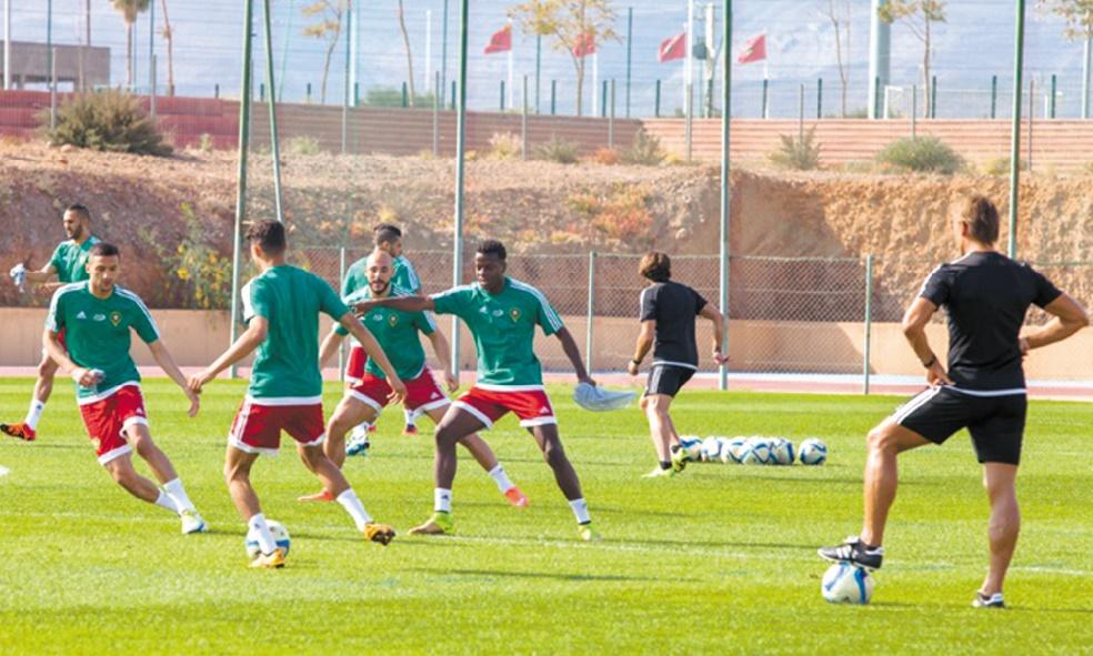 Les équipes nationales reprennent le chemin des concentrations