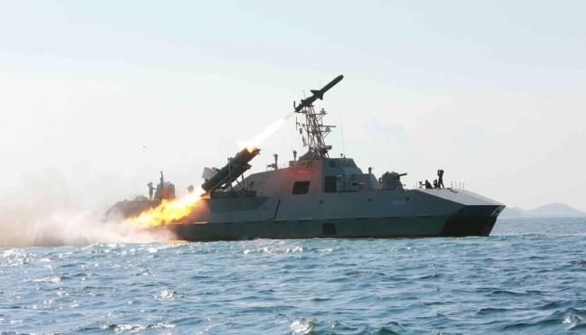 La Corée du Nord achève la rénovation d'un chantier de sous-marins lance-missiles