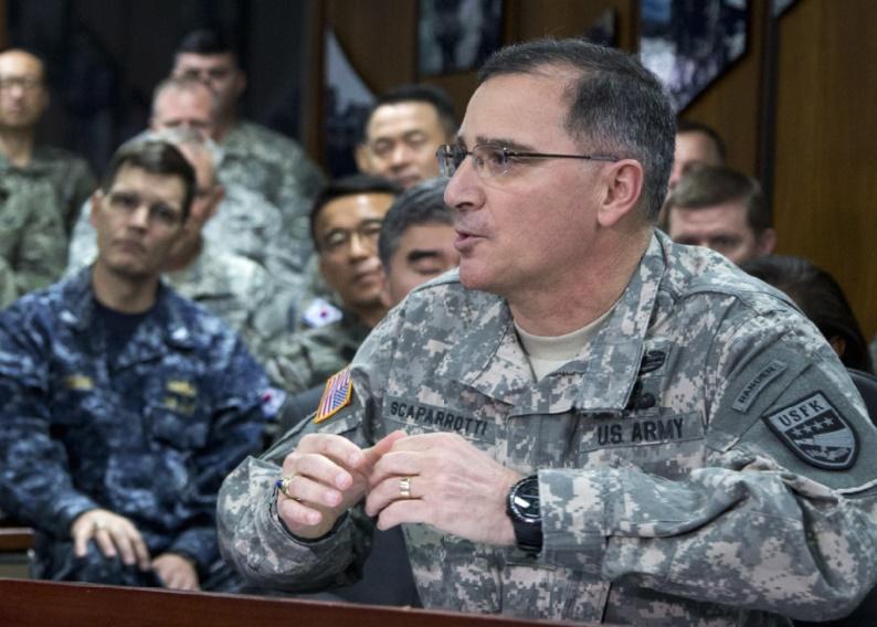Le général américain Scaparrotti prend les commandes d'une Otan en pleine mue