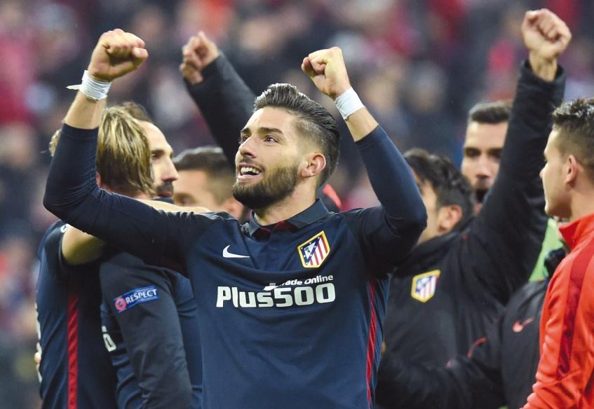 L'Atletico s'offre le Bayern et le dernier acte de la Champions League