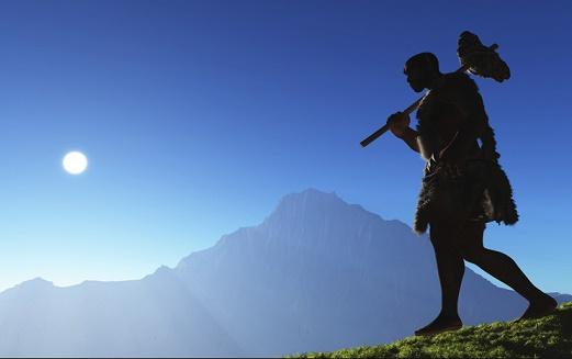 La disparition de l'homme de Neandertal peut-être liée à une alimentation inadaptée