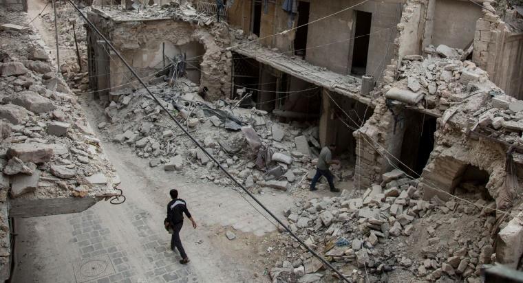 La vie reprend à Alep avec la nouvelle trêve