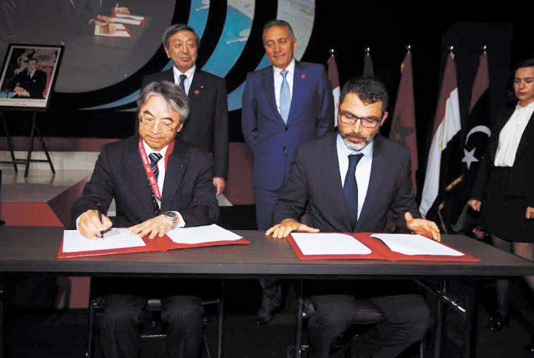 Partenariat maroco-nippon pour le développement du photovoltaïque à concentration