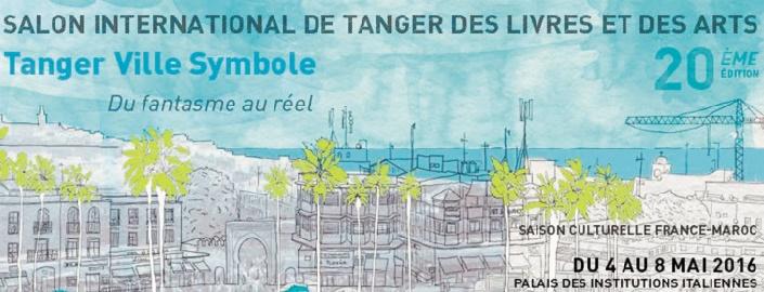 Ouverture du 20ème Salon international de Tanger des livres et des arts