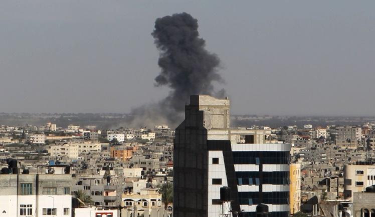 Nouvelles frappes aériennes israéliennes dans la bande de Gaza