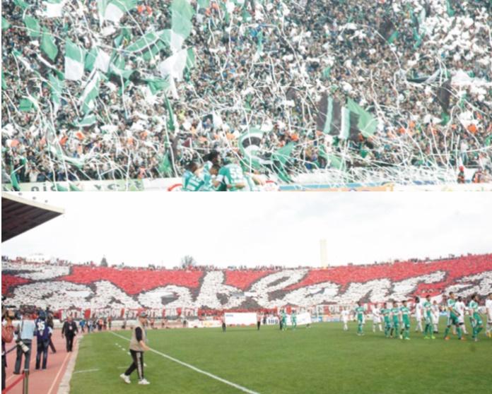 Détourné vers Tanger et privé de son public, le derby s'annonce fade