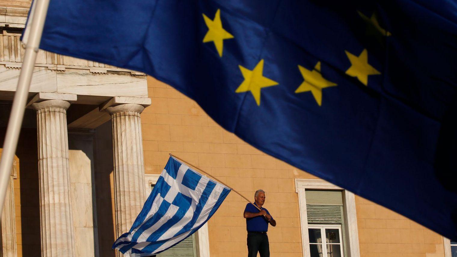 La zone euro en quête d'un accord pour éviter une nouvelle crise grecque