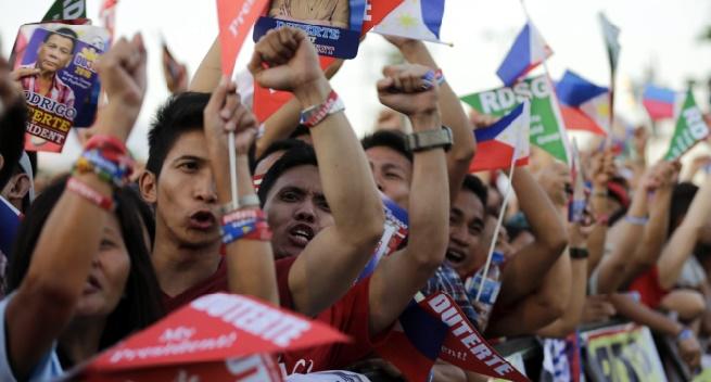 Elections sanglantes aux Philippines