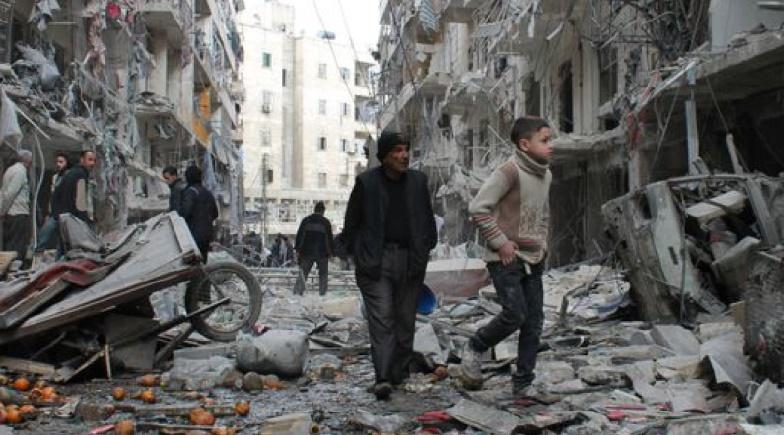 """Moscou et Washington """"redoublent d'efforts"""" pour un règlement du conflit en Syrie"""