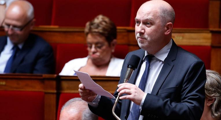 Denis Baupin, vice-président de l'Assemblée nationale française démissionne