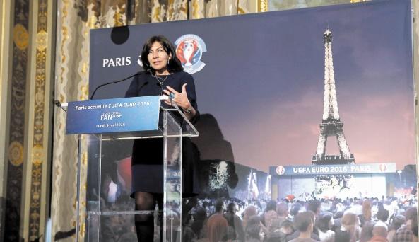 Une fan-zone géante et ultra-sécurisée à Paris pour l'Euro 2016