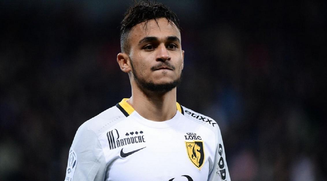 Boufal meilleur joueur africain de Ligue 1