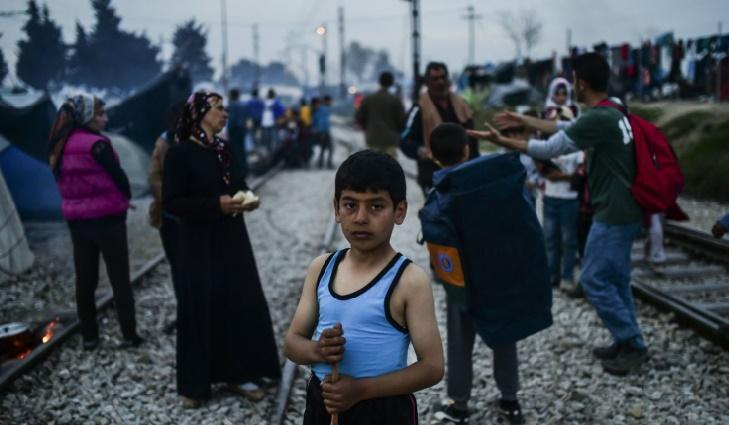 Un record de 40 millions de personnes déplacées par la guerre dans le monde
