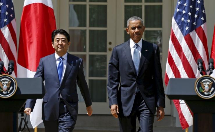 Visite historique d'Obama à Hiroshima