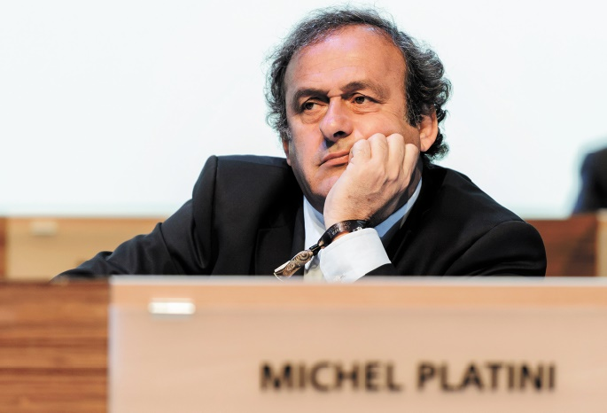 Platini condamné au rôle de spectateur lambda à l'Euro 2016