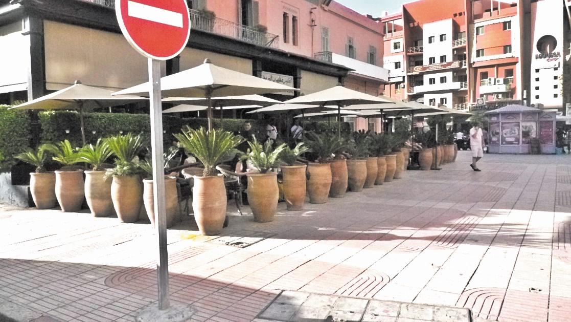 L'espace public exposé à tous les abus