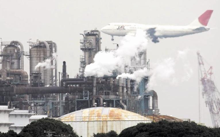 Lutte contre les émissions de gaz à effet de serre