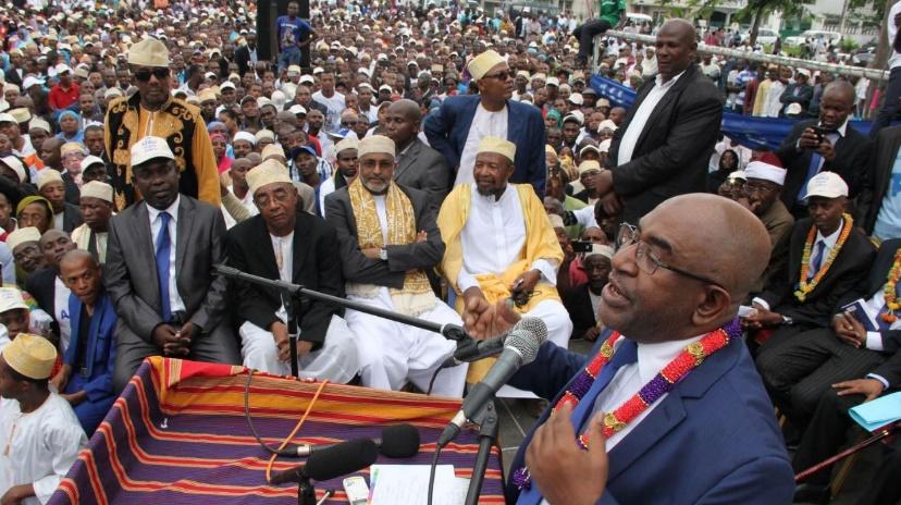 L'ex-putschiste Assoumani vainqueur de la présidentielle comorienne