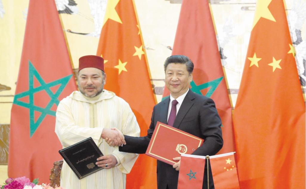 Le Maroc et la Chine scellent leur partenariat stratégique