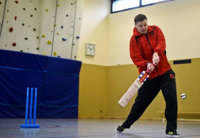 Avec les migrants afghans et pakistanais, l'Allemagne voit émerger le cricket