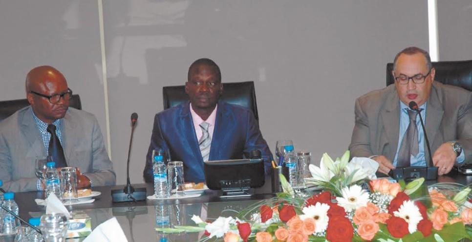 Pour le renforcement de la coopération maroco-centrafricaine